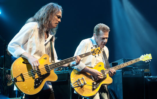 The Eagles & Duesenberg live!