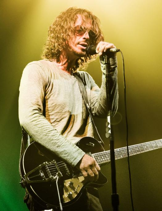 Chris Cornell - Duesenberg Guitars
