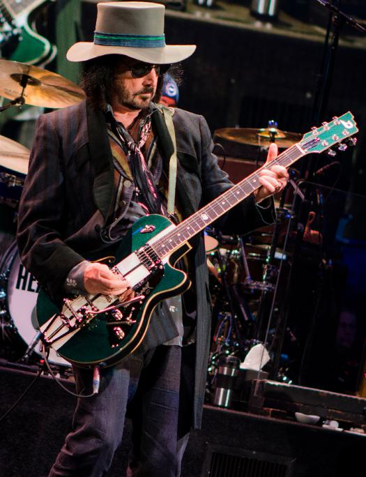 Mike Campbell Duesenberg Guitars