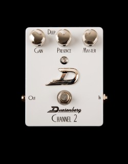 Duesenberg Channel 2 - Overdrive/Distortion