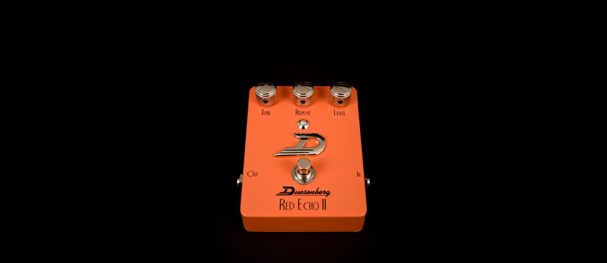 Duesenberg Red Echo - Delay